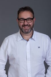 CDK Global (International) chief executive Neil Packham