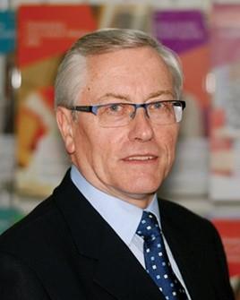 Professor Joe Nellis of Cranfield School of Management