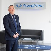 SsangYong Motors UK dealer commercial manager (DCM) for the north of England and Scotland, Jon Winrow