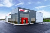 A new Isuzu UK dealership site