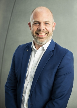 Rob Holdcroft, head of fleet at Volkswagen Commercial Vehicles (VWCV)
