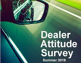 NFDA Dealer Attitude Survey Summer 2019