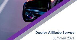NFDA Dealer Attitude Survey summer 2021