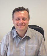 NextGear Capital's sales director Nigel Warrington