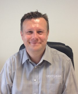 NextGear Capital's sales director Nigel Warrington