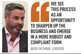 Nigel McMinn Lookers