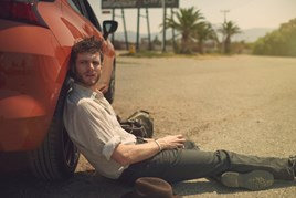 A scene from Nissan's TV advert for the all-new Micra