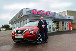 Town & Country by Hawkins Nissan dealer principal Andrew Niven