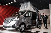 Lookers Nissan campervan conversion