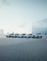 Nissan model range line-up