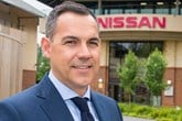 Nissan Motor GB fleet sales director Iker Lazzari