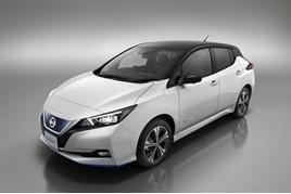 Nissan Leaf 3.Zero e