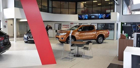 Nissan Middlesbrough opens refurbished showroom | Car Dealer