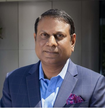 Nissan Motor GB managing director, Kalyana Sivagnanam