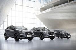 Nissan GB's N-TEC range