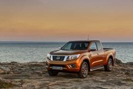 Pick-up growth: Nissan Navara