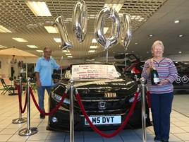 North Wales Honda 1000 registrations