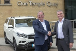 SsangYong Motor UK has appointed Northridge Finance as the exclusive provider of motor finance products to its dealers.