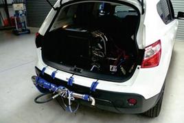 NOx emissions testing