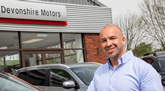 Nathan Tomlinson, owner and dealer principal, Devonshire Motors