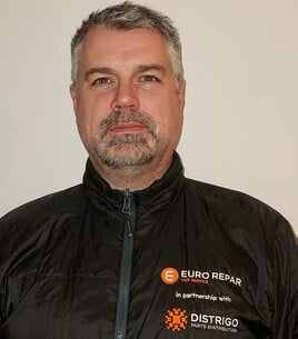 Nick Taylor, head of network and business development manager, Eurorepar Car Service