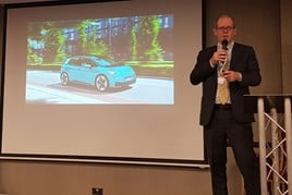 Oliver Larkin, Volkswagen Group UK