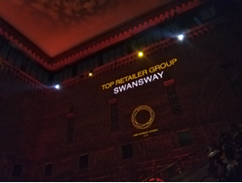 Swansway Group scores success at Volkswagen's annual conference