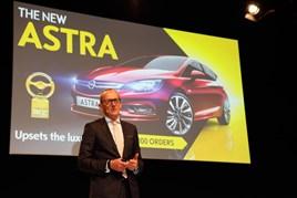Opel Group CEO Dr Karl-Thomas Neumann