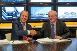 DHL and Jaguar Land Rover extend long-term partnership
