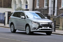 Mitsubishi launches £4,500 Outlander PHEV scrappage scheme offer