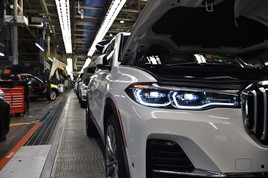 BMW is looking to streamline its manufacturing process in light of WLTP emissions legislation