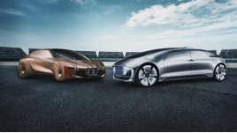 BMW and Daimler will collaborate over the development of autonomous vehicles
