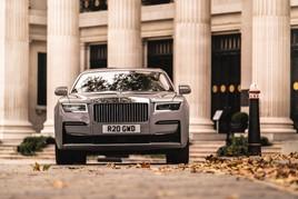 HR Owens Rolls-Royce Motor Cars showroom in Mayfair, London, is on the move