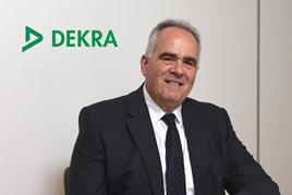 DEKRA Automotive Ltd sales director Guy Pigounakis