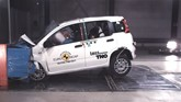Fiat Panda hatchback scores zero stars in Euro NCAP safety tests