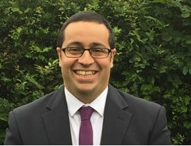 Parham Saebi, head of client services at Arvato UK & Ireland