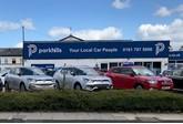Parkhills Car Centre's new Ssangyong Motors UK franchise in Bury