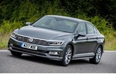 Big discounts: Passat petrol