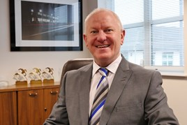 Arbury Group managing director, Paul Goodwin