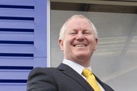 Paul Goodwin, Arbury managing director