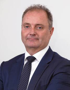 Paul Hendy, executive at Hendy Group