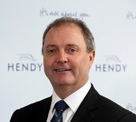 Hendy Group chief executive Paul Hendy