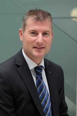 UK Carline commercial director, Paul Lowdon