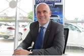 Paul Noon, JCT600 Volkswagen division head of fleet
