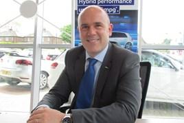 Paul Noon, JCT600 Volkswagen division head of fleet