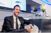 Paul Stevens brand director Bugatti London