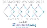 The Payroll Giving Diamond Award 2021