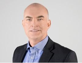 SCF commercial director, Stewart Grant