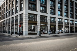 Porsche Retail Group's Porsche Studio in Mayfair, London