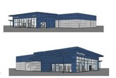 Plans for Gloucester Evans Halshaw centre